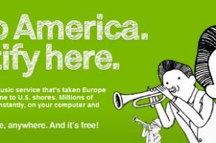 Spotify en Estados Unidos