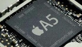 iPhone 5 con Apple A5