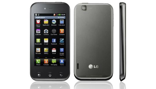 LG Optimus Sol