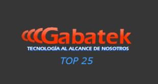 Gabatek Top 25