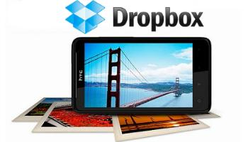 HTC Dropbox gratis