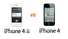 iPhone 4S vs iPhone 4 - Apple