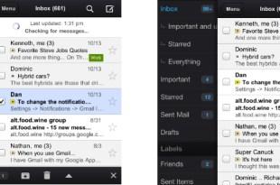 Gmail App iPhone iPod iOS