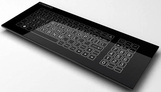 Teclado ABC Keyboard ABC tecnologia