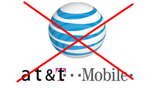 ATT T-Mobile USA