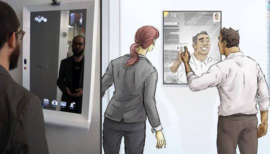 Espejo del Futuro con Relexion Aumentada