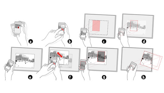 ¿Cómo convertir un teléfono celular en un proyector virtual?