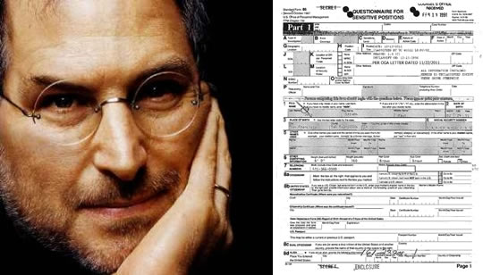 FBI Steve Jobs Apple