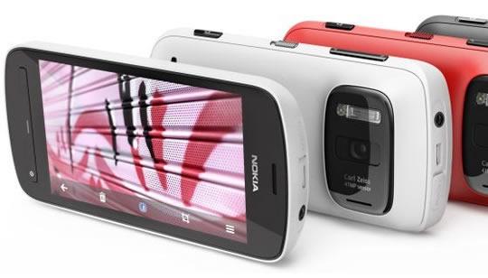 Nokia 808 Pureview 41 megapíxeles
