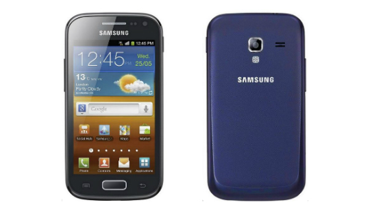 Nuevo Samsung Galaxy Ace 2