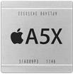 Nuevo Chip Apple A5X