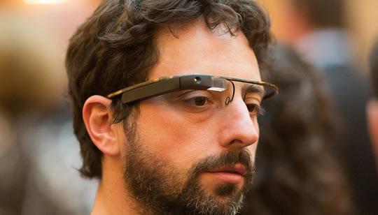 Sergey Brin Gafas Google