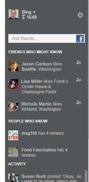 Bing Social