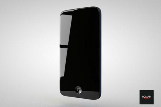 Concepto Nuevo iPhone