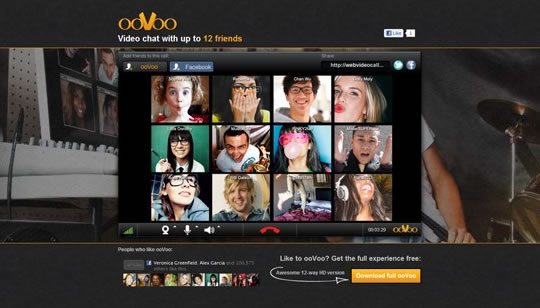 ooVoo Video Chat