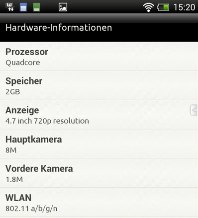 Celular HTC One XXL