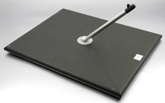 Prototipo iPad con Soporte