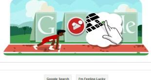 Olímpicos Doodle Animado
