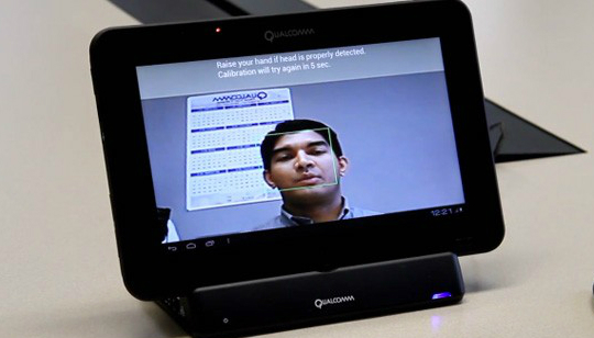 Tablet Kinect