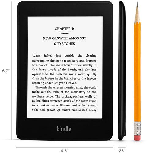Kindle Paperwhite Wi-Fi y 3G