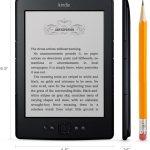 Kindle con Teclas