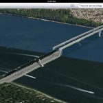 Puente en Apple Maps