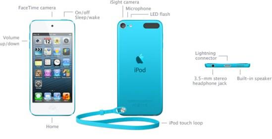 iPod Touch Características