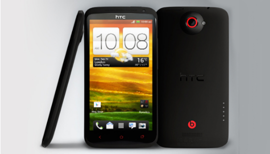 HTC One X Plus Beats Audio