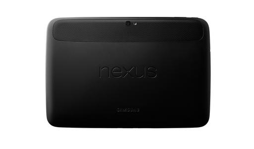 Nexus 10 Atras