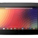 Nexus 10 Frente
