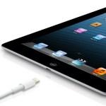 iPad 4 Conector