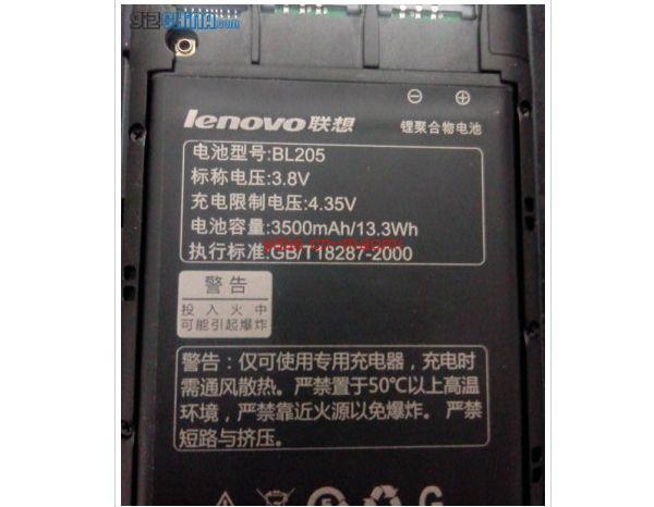Batería Celular Lenovo
