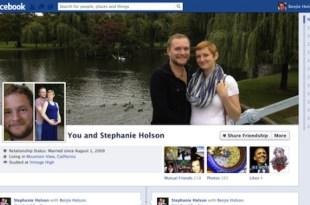 Facebook Páginas de Amistad