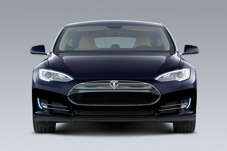 Tesla Model S: Primer Carro Eléctrico En Ganar Carro Del
