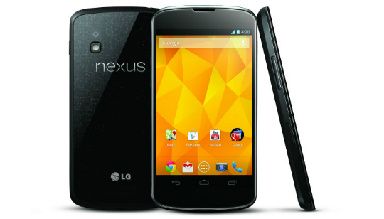 Nexus 4 Colombia Latinoamerica