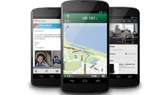 Nexus 4 LTE
