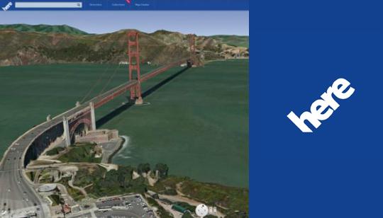 Nokia HERE Mapas