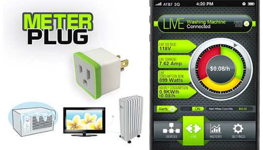MeterPlug Conector