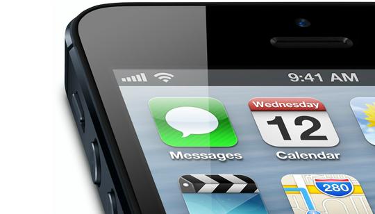 Baja Demanda iPhone 5