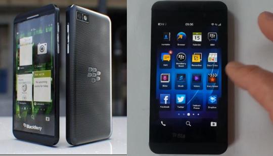 BlackBerry 10Z