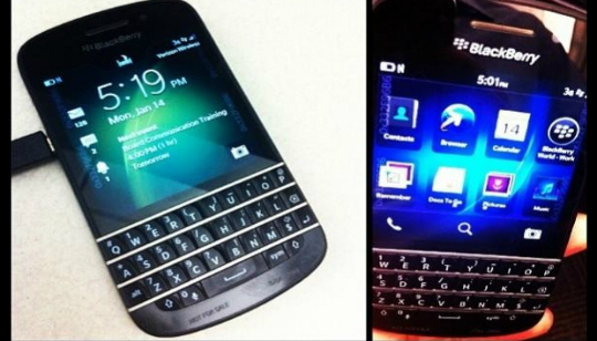 BlackBerry X10