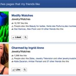 Facebook Graph Search Negocios