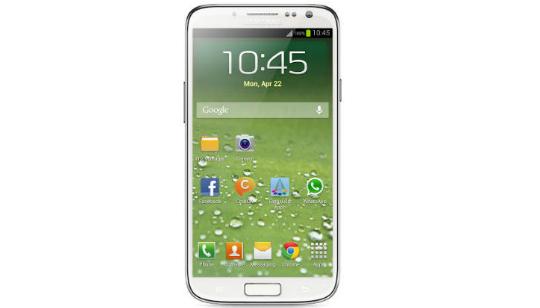 Foto Galaxy S4