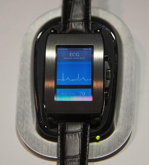 Reloj Pulso Cardiaco