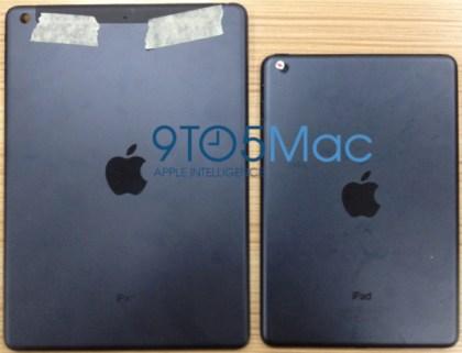 iPad 5 Atrás