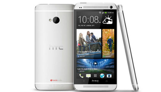 HTC One Plateado