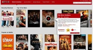 Netflix Rate