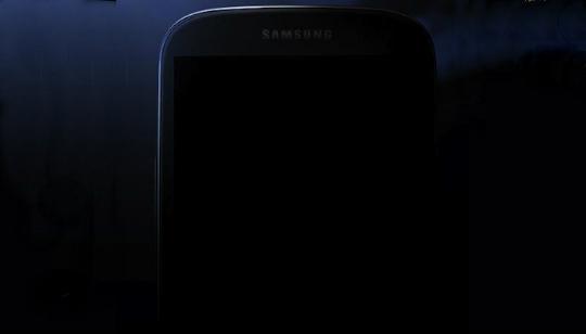 Foto Galaxy S4 Oficial