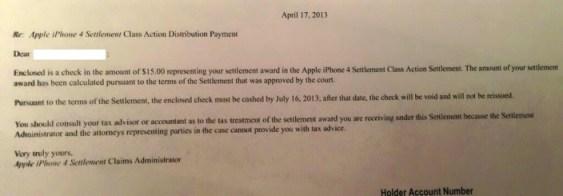 Cheque iPhone 4
