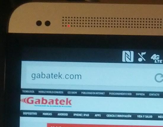 HTC One Gabatek